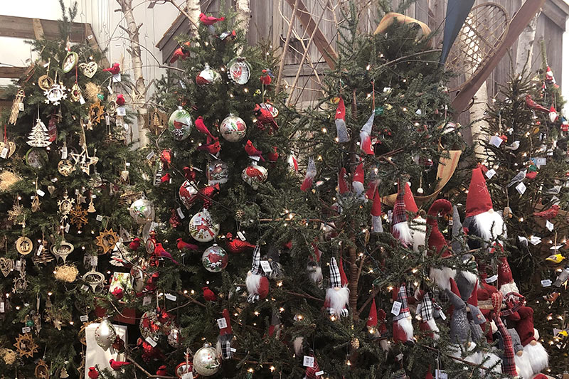 Ornaments Galore!